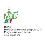 Logo Réserve de Biosphère - MAB-UNESCO